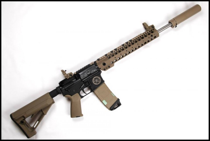 Tac Pro Patrolman Rifle Review