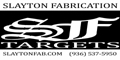 Texas Law Enforcement Multigun Championship Sponsor - Slayton Fabrication