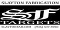 Texas Law Enforcement Multigun Championship Sponsor - Slayton Fabrication