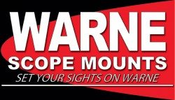 Texas Law Enforcement Multigun Championship Sponsor - Warne Scope Mounts
